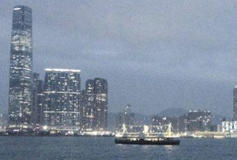 Port-Shelter-Hong Kong